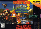 Donkey Kong Country 3 box art for Virtual Console