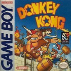 Donkey Kong box art for Game Boy