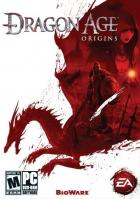 Dragon Age: Origins box art for PC