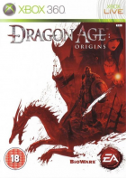 Dragon Age: Origins box art for Xbox 360
