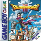 Dragon Warrior III box art for Game Boy Color