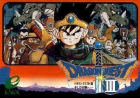 Dragon Quest III box art for NES