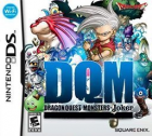 Dragon Quest Monsters: Joker box art for Nintendo DS