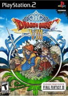 Dragon Quest VIII: The Journey of the Cursed King box art for PlayStation 2