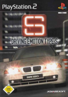 Driving Emotion Type-S box art for PlayStation 2