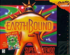 Earthbound box art for Super NES