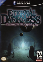 Eternal Darkness box art for Gamecube