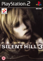 Silent Hill 3 box art for PlayStation 2