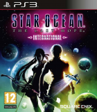 Star Ocean: The Last Hope box art for PlayStation 3