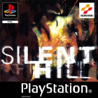 Silent Hill box art for PS Network