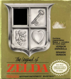 The Legend of Zelda box art for NES