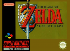 The Legend of Zelda: A Link to the Past box art for Virtual Console