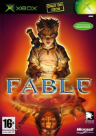 Fable box art for Xbox