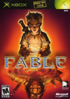 Fable box art for PC