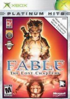 Fable (Platinum Hits) box art for Xbox