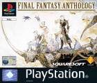 Final Fantasy Anthology box art for PlayStation
