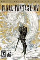 Final Fantasy XIV box art for PC