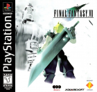 Final Fantasy VII box art for PlayStation