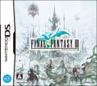 Final Fantasy III (DS) box art for Nintendo DS