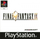Final Fantasy IX box art for PlayStation