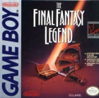 Final Fantasy Legend box art for Game Boy
