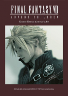 Final Fantasy VII: Advent Children: Collector's Set box art for DVD
