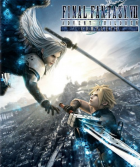 Final Fantasy VII: Advent Children box art for Blu-Ray