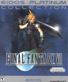 Final Fantasy VII box art for PC
