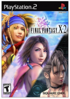 Final Fantasy X-2 box art for PlayStation 2