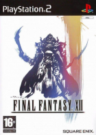 Final Fantasy XII box art for PlayStation 2
