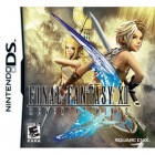 Final Fantasy XII: Revenant Wings box art for Nintendo DS