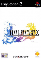 Final Fantasy X box art for PlayStation 2