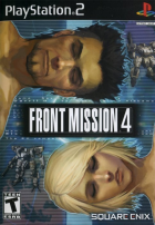 Front Mission 4 box art for PlayStation 2
