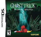 Ghost Trick: Phantom Detective box art for Nintendo DS