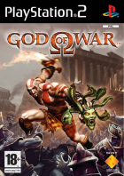 God of War box art for PlayStation 2