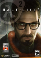 Half-Life 2 box art for PC