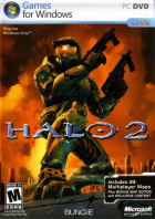 Halo 2 box art for PC