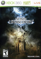Infinite Undiscovery box art for Xbox 360