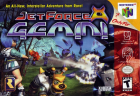 Jet Force Gemini box art for Nintendo 64