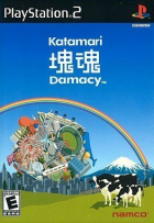 Katamari Damacy box art for PlayStation 2