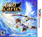 Kid Icarus: Uprising box art for Nintendo 3DS