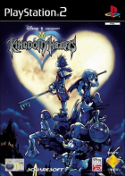 Kingdom Hearts box art for PlayStation 2