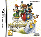 Kingdom Hearts Re:coded box art for Nintendo DS