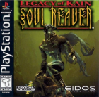 Legacy of Kain: Soul Reaver box art for PlayStation