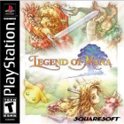 Legend of Mana box art for PlayStation