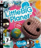LittleBigPlanet box art for PlayStation 3