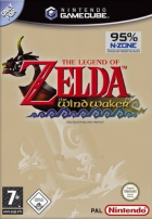 The Legend of Zelda: The Wind Waker box art for GameCube