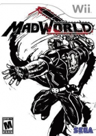 MadWorld box art for Wii