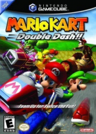 Mario Kart: Double Dash!! box art for Gamecube