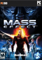 Mass Effect box art for PC